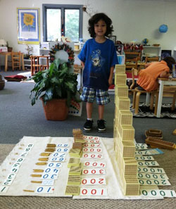 STEAM learning montessori school lancaster ma